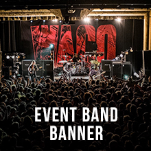 Event Band Banner